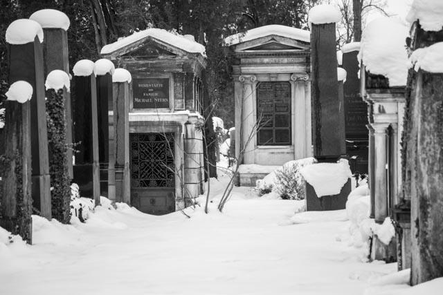 Christian Schleinzer - Friedhof 1