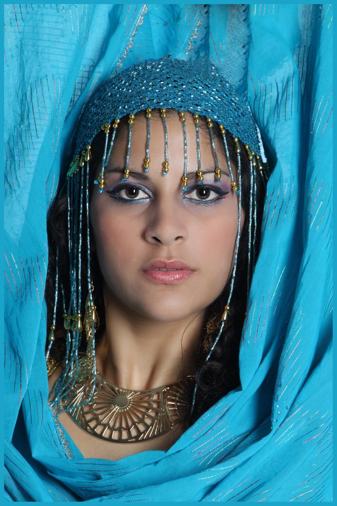 Orientalisch - Daniela Pichler