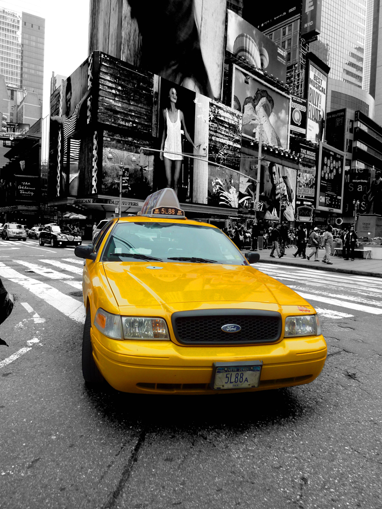Rene Spanring - YELLOW CAB