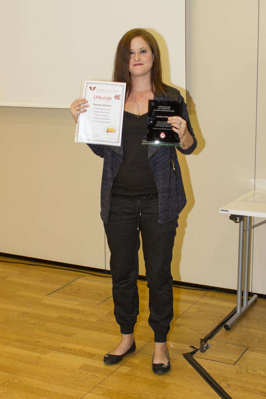 Landesmeisterschaft 2015 - Daniela Pichler
